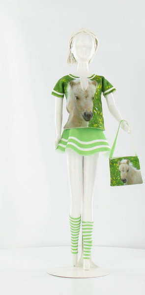 Schnittmuster Tiny Pony- Dress your Doll - EdelSternchen´s